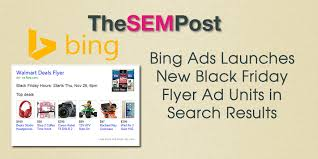 black friday canon rebel bing ads launches new black friday flyer ads in search results