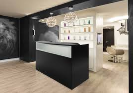 Hairdressing Reception Desk Salon Reception Desk Within Salon Reception Desks Renovation