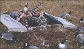 Goose Layout Blind Hard Core Apprentice Double Layout Blind