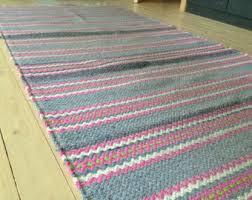 pink rug etsy