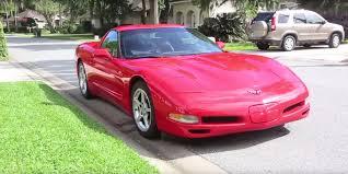 2000 corvette quarter mile this 2000 corvette claims more than 700 000 on the original
