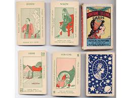 lore fortune telling cards 1920s salem ma patch