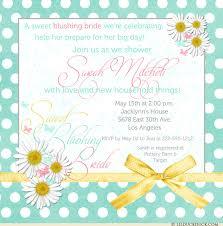 polka dots invitations polka dot bridal invitation blushing shower