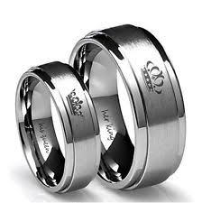 Black Wedding Rings For Her by Engagement U0026 Wedding Ring Sets Ebay