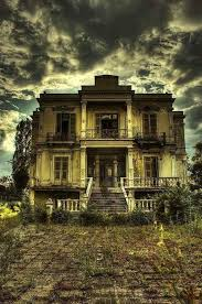 houses haunted house stretched halloween clouds sky nature 8 best second empire images on pinterest victorian architecture