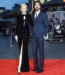 Angelina Leg Meme - nicole kidman does angelina jolie s pose in a black dress
