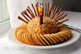 thanksgiving turkey cheese crafts a la mode bloglovin