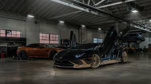 inside lamborghini aventador black and gold lamborghini aventador s is one of the last