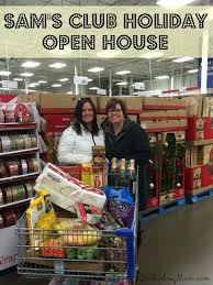sam s club open house weekend no membership required