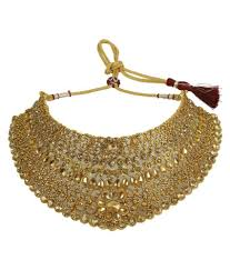 necklace choker design images Much more beautiful choker design made gold plated fashion jpeg