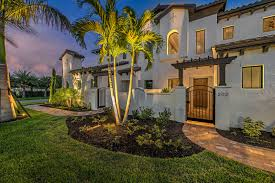 santa barbara style homes corsica coach homes talis park naples florida