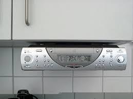 radio küche rds unterbauradio mit einschaltautomatik