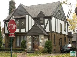 reinventing the past housing styles of tudor ville and the