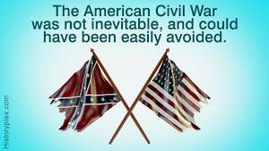 Civil War North Flag Was The Civil War Inevitable
