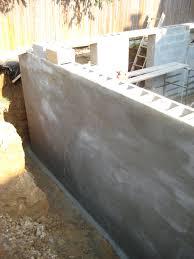 Parge Basement Walls by Better Butterworth August 2010