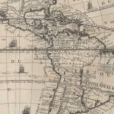 World Map Prints by 1694 Mappe Monde Majesty Maps U0026 Prints