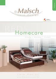 Bed Designs Catalogue Pdf Homecare Beds Betten Malsch Pdf Catalogue Technical
