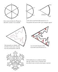How To Make A Snowflakes Out Of Paper - 25 unique snowflake cutouts ideas on snowflake