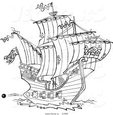 download coloring pages pirate ship coloring page pirate ship