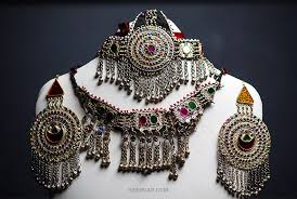 bridal jewelry afghan tribal bridal jewelry set seengar real style never dies