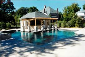 Pool With Pergola by Frontenac Pool House Design Renovation Poynter Landscape