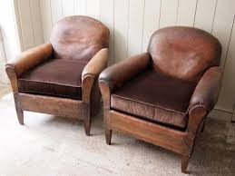 Brown Leather Accent Chair Green Calm Accent Chairs Then Faux Lear Barrel Chair Modern Small