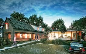 net zero energy building inhabitat green design innovation