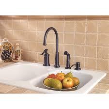 tuscan bronze kitchen faucet tuscan bronze ashfield 1 handle kitchen faucet lg26 4ypy