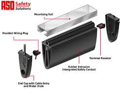 Overhead Door Safety Edge Safety Edge Safety Solutions For Sliding Gates