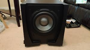 home theater forums jbl studio 550p 10 inch subwoofer quick review audioholics home