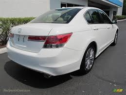 2011 honda accord white 2011 honda accord ex l sedan in white pearl photo 3