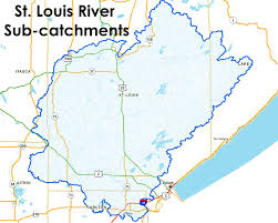 Wisconsin Trout Streams Map by Lakesuperiorstreams St Louis River Maps