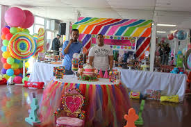 candyland birthday party ideas candy land sweet shoppe birthday party ideas photo 17 of 68