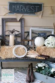 Pictures Of Front Porches Decorated For Fall - fall decorating ideas for small front porch living room ideas