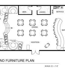 Small Restaurant Floor Plan Small Restaurant Floor Plan Design Restaurant Floor Plan With