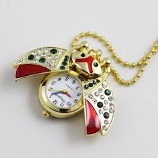 ladies pocket watch necklace images Girls 39 pocket watches archives watches store jpg