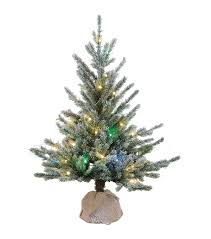 artificial christmas tree with color changing lights joann