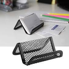 pr駸entoir bureau 1 pc bureau plateau boîte titulaire de la carte d affichage stand