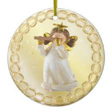 flute ornaments keepsake ornaments zazzle