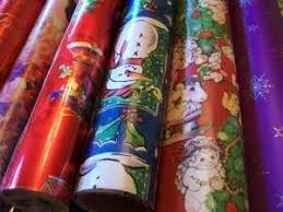 gift wrapping paper rolls biodegradable christmas wrapping paper lovetoknow
