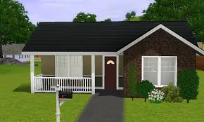 the sims 3 house building small starter home youtube