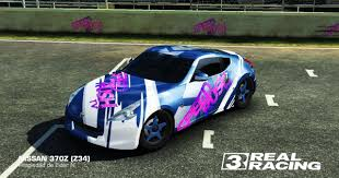 nissan 350z skin from polis real racing 3 tuning nissan 370z z34 youtube