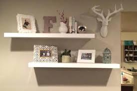 shelf decorating ideas floating shelves decorating ideas winenot me