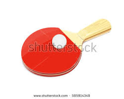 Table Tennis Racket Free Rackets For Table Tennis Vector Download Free Vector Art