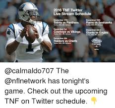 Cowboys Saints Meme - 2016 tnf twitter live stream schedule november 17th december 15th