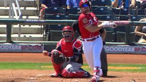 indians reds combine for seven home runs mlb com
