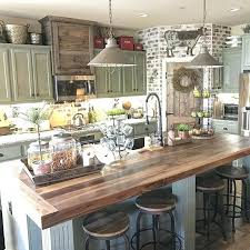 rustic kitchen decor ideas rustic kitchen decor dotboston co