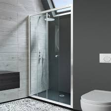 1200mm Shower Door Simpsons Edge 1200mm Sliding Shower Door Eslsc1200 Eslsc1200