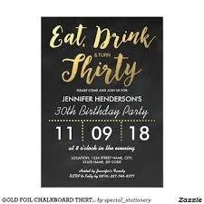 30th birthday invitations free gallery invitation design ideas