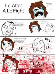 Know Your Meme Derp - too many les le know your meme